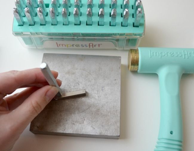 How to do Metal Stamping