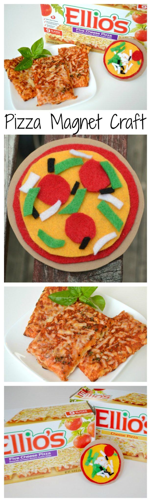 PizzaMagnetPin