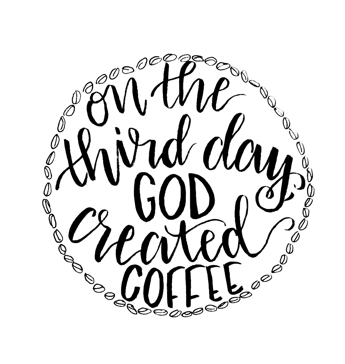 Godcreatedcoffee