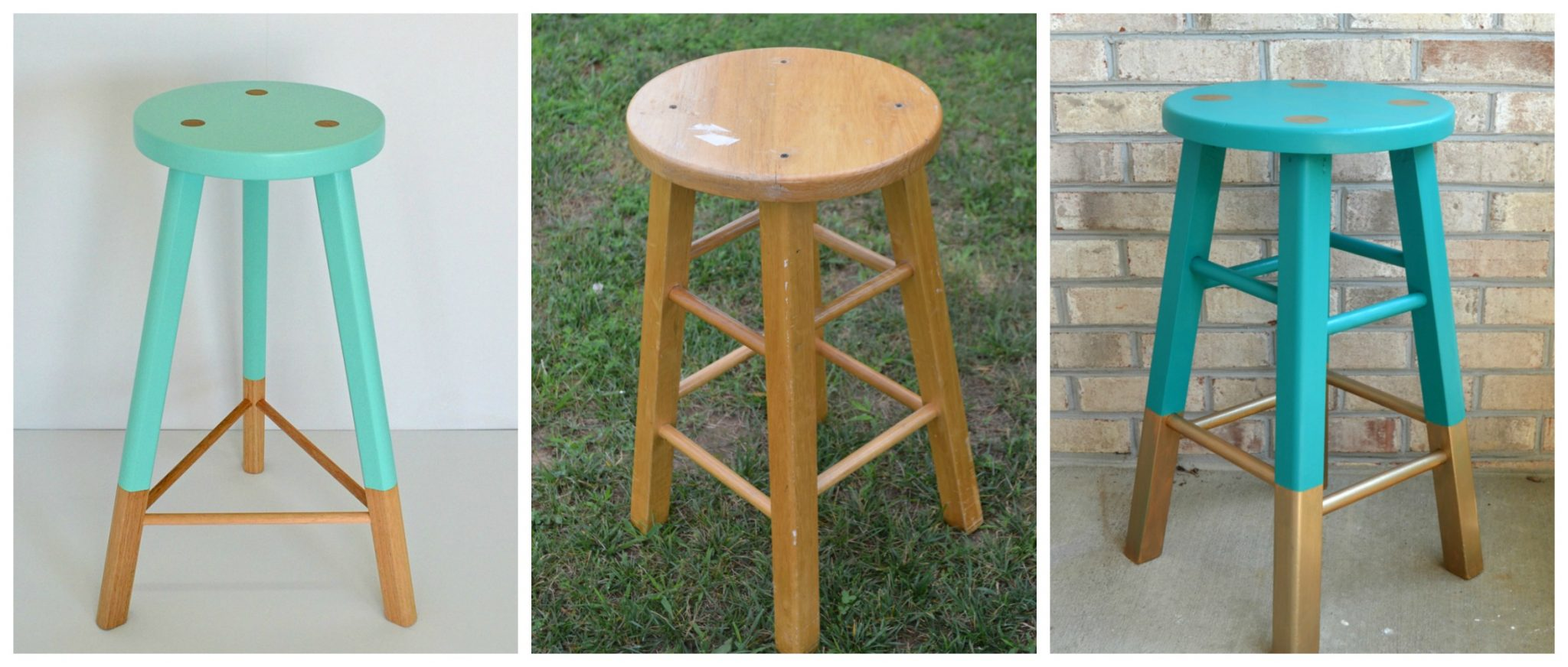 Stool Collage
