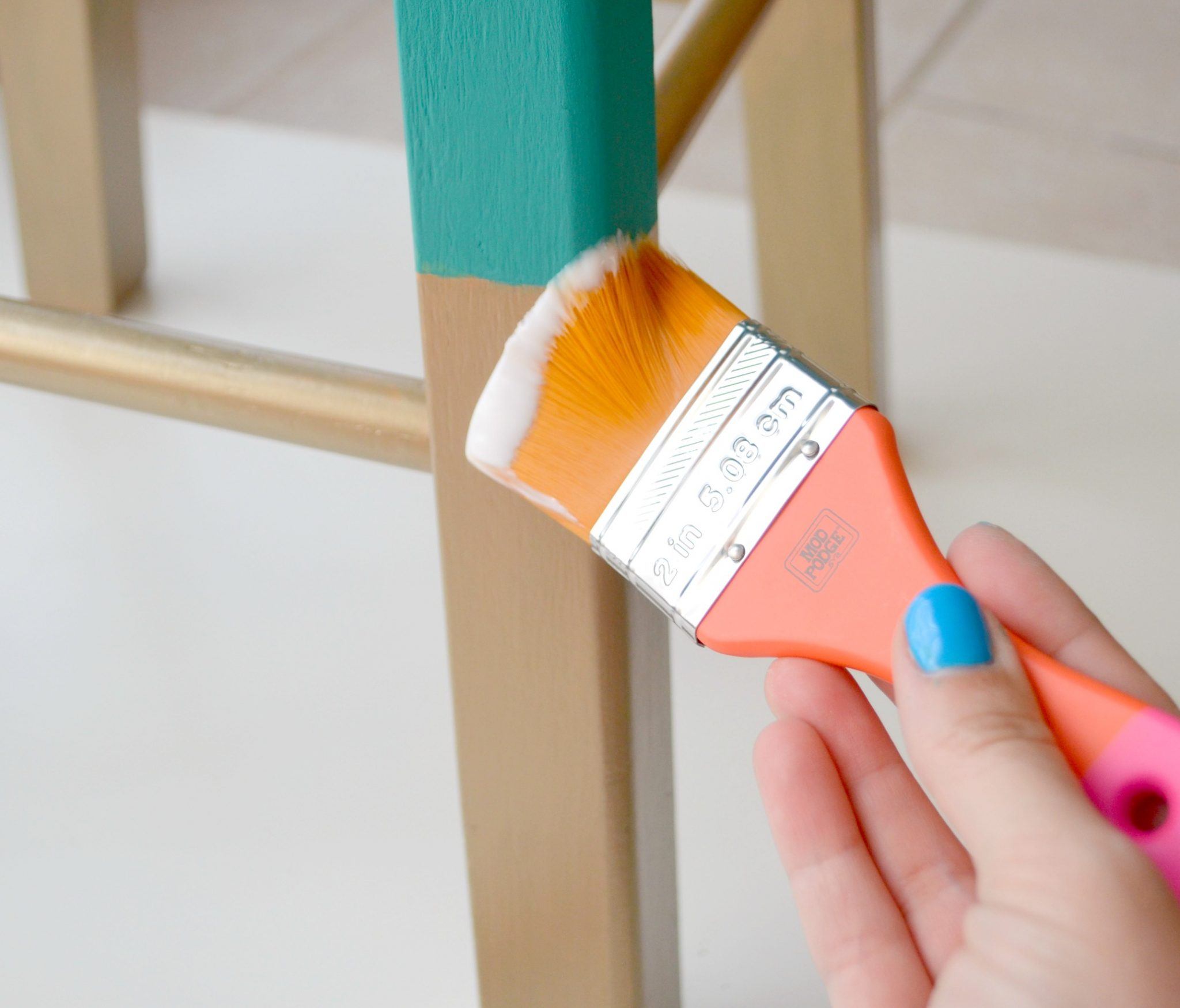 Mod Podge Furniture Formula