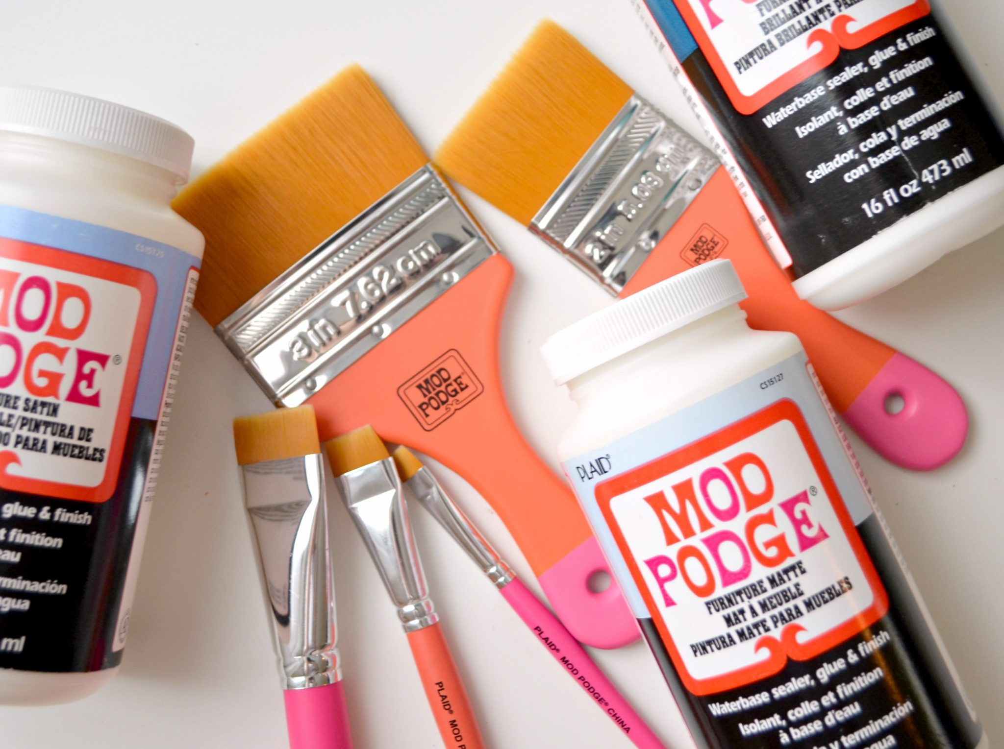 Mod Podge for Furniture