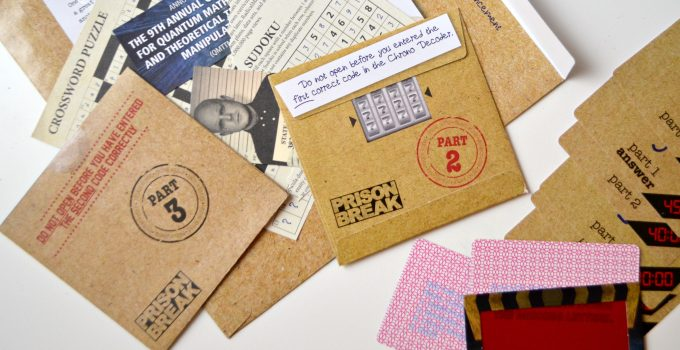 Escape Room Game: The Perfect Gift for Game Lovers