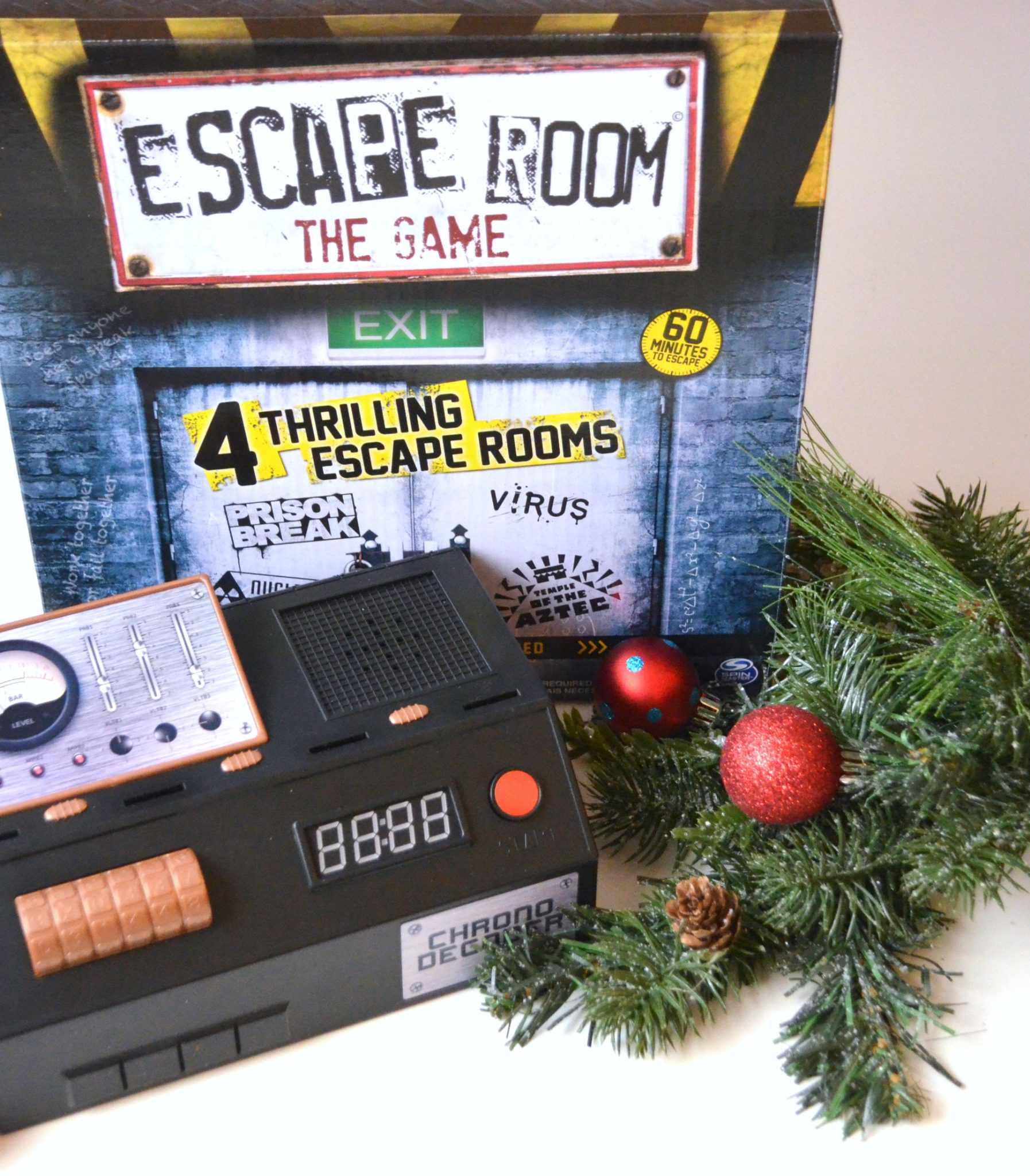 escape room game the perfect gift for game lovers amy latta creations. Black Bedroom Furniture Sets. Home Design Ideas