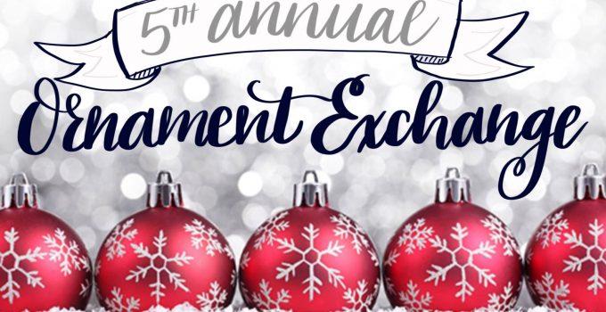 2016 Ornament Exchange