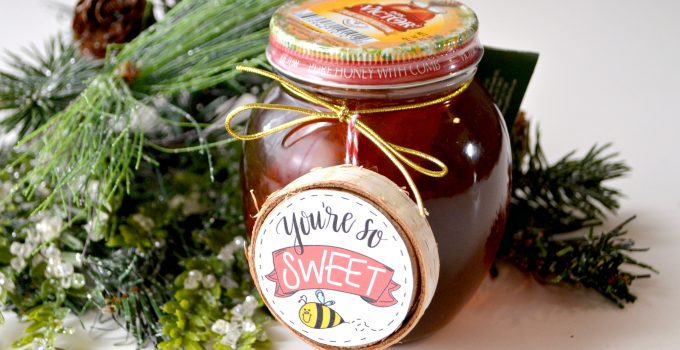 A Sweet Gift Idea with Don Victor® Honey