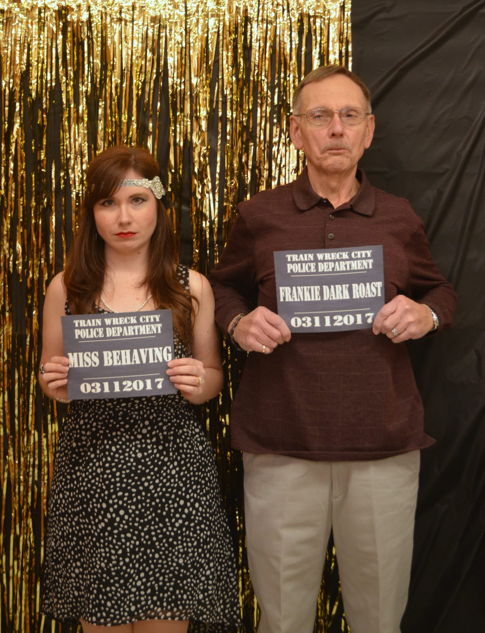 Roaring 20's Photo Booth