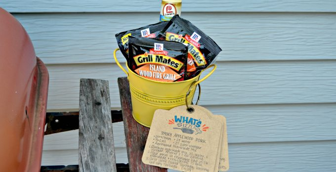Father's Day Grill Master Gift Idea
