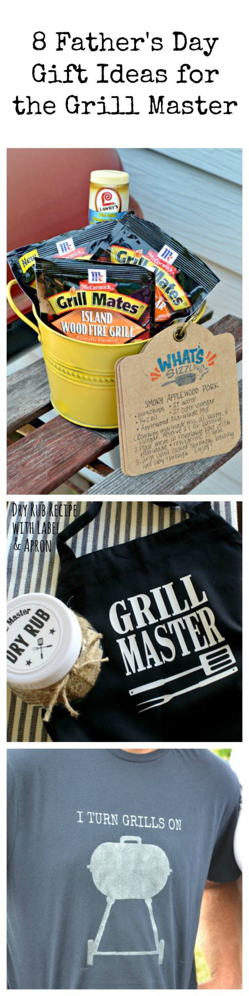 Father's Day Gifts: Grilling