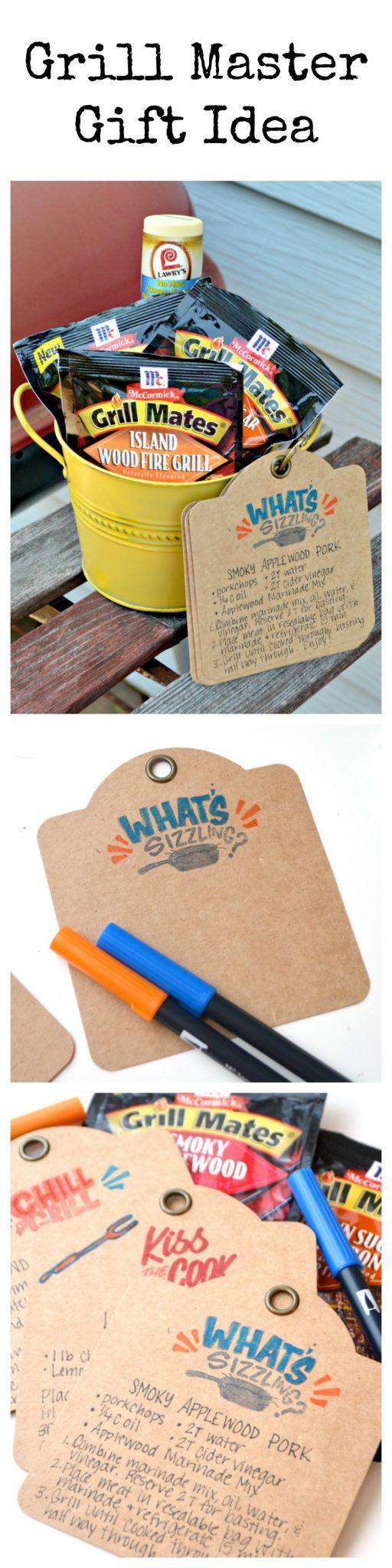 Grill Master Gift Idea