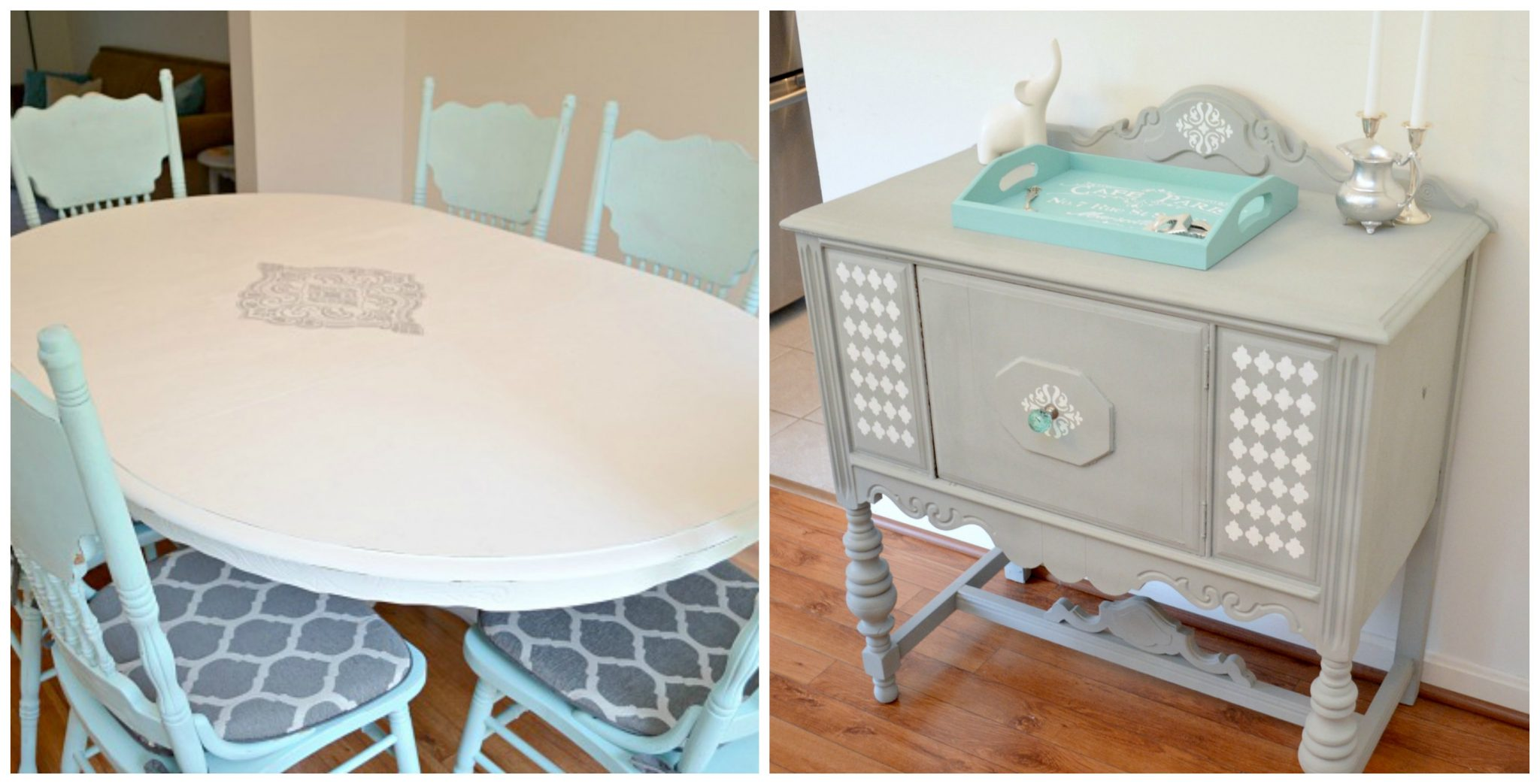 Is There A Piece Of Furniture In Your Home That Could Use A Similar  Refresh? FolkArt Home Decor Chalk Paint Is Available In Craft Stores Near  You In The ...