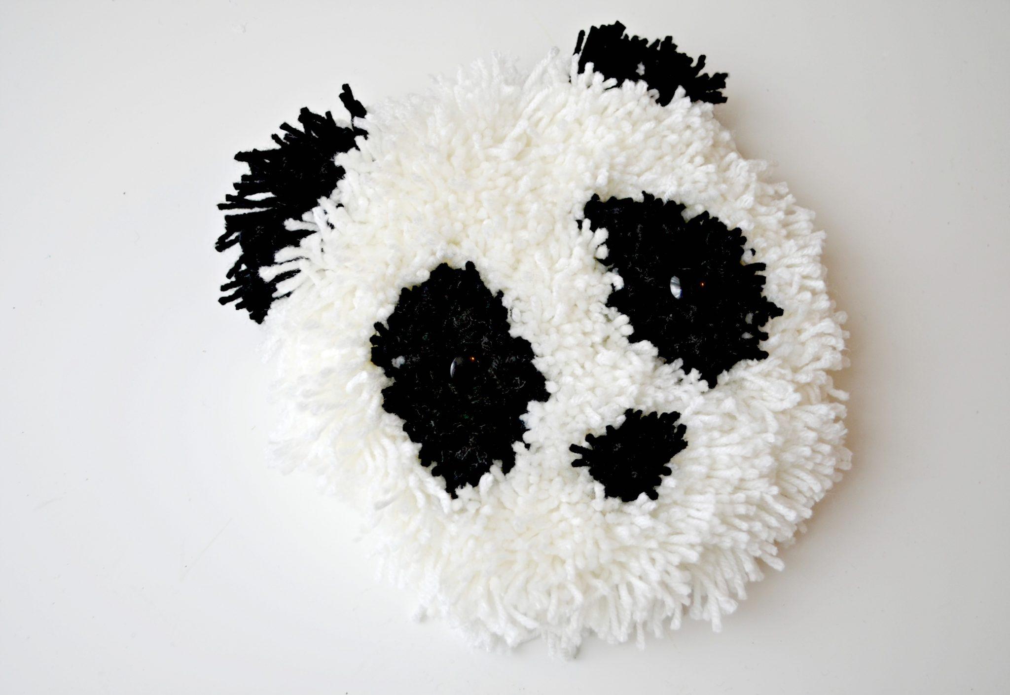 Panda Wall Art with RyaTie