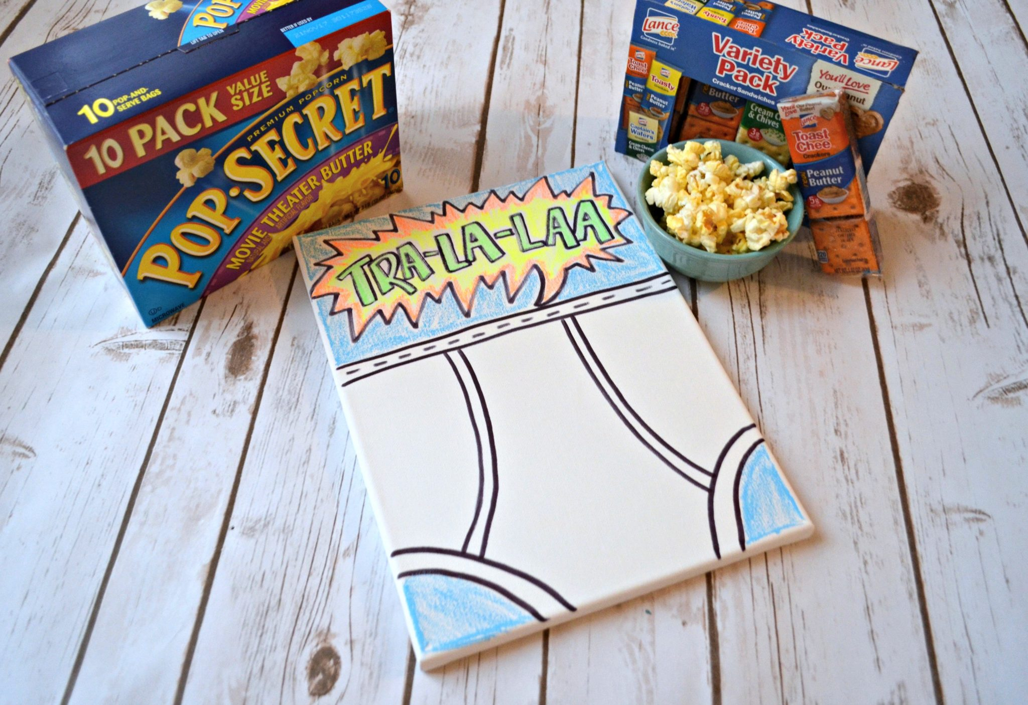 Captain Underpants Movie Night