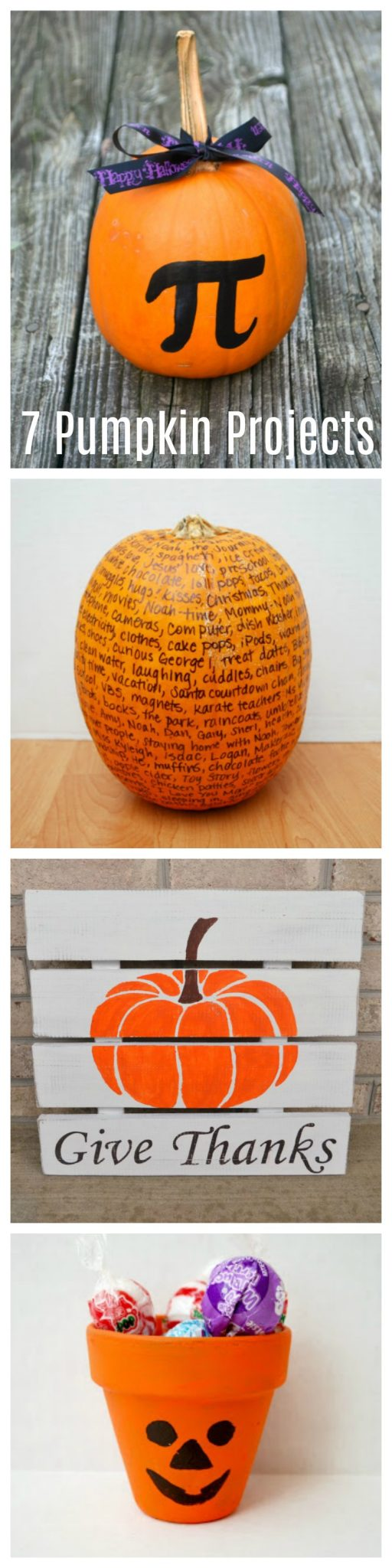 7 Easy Pumpkin Projects for Fall