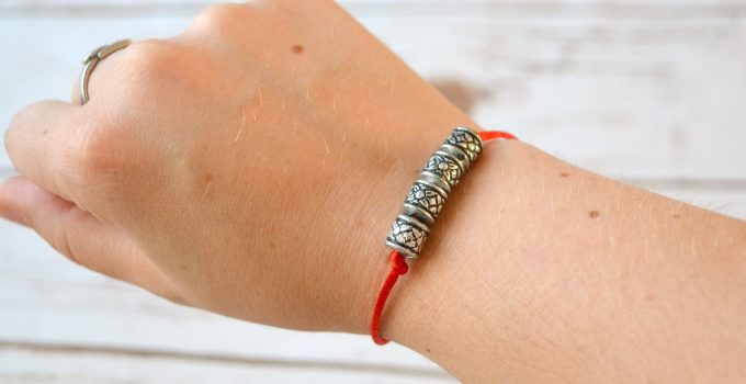 Red Thread Adoption Bracelets