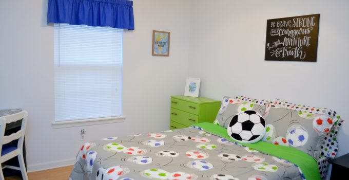 Boy Bedroom Reveal