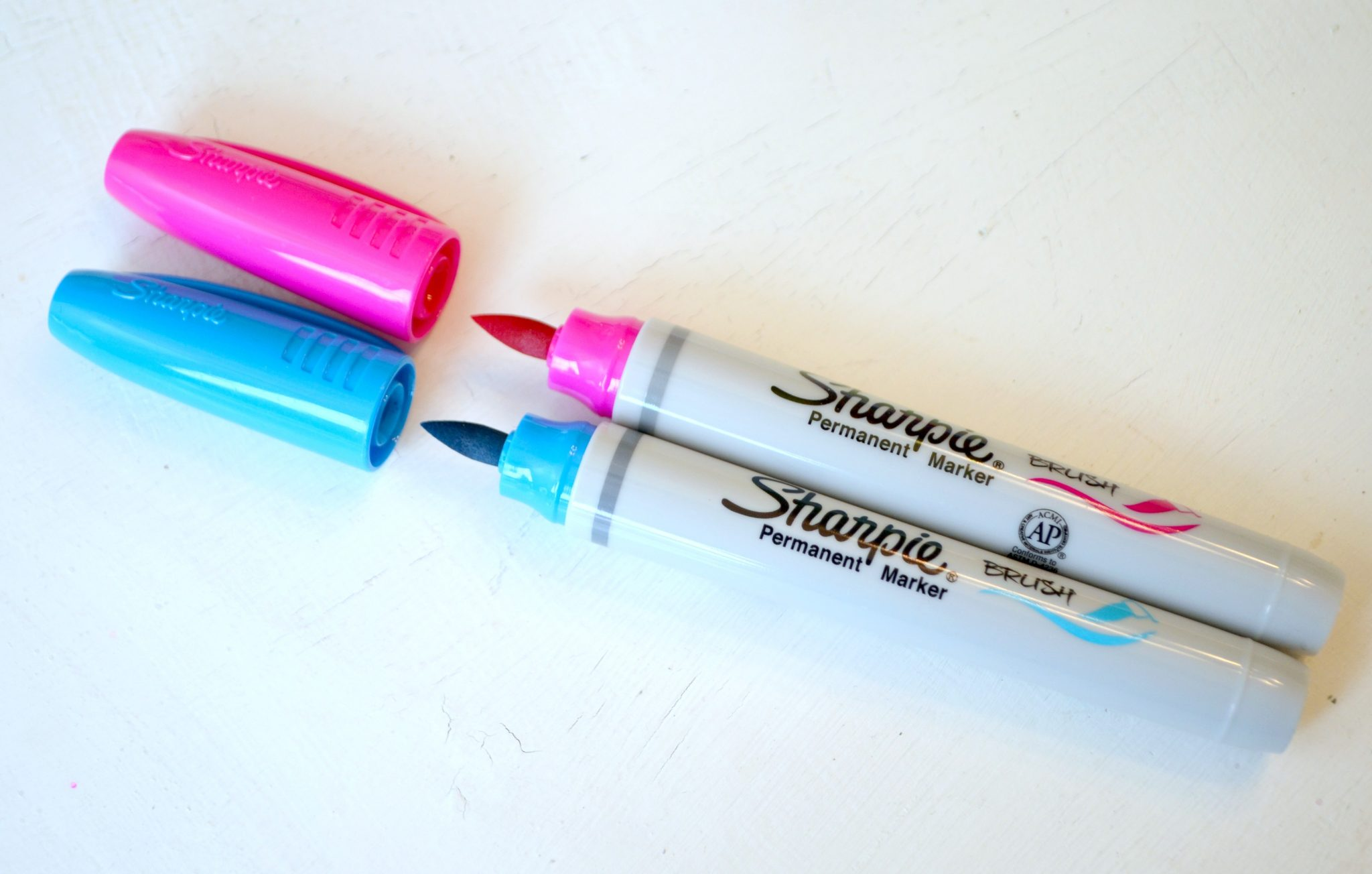 sharpie fabric markers instructions