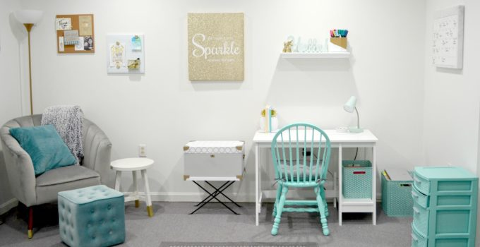 Creating a Crafting Space You Love: My Dream Craft Room