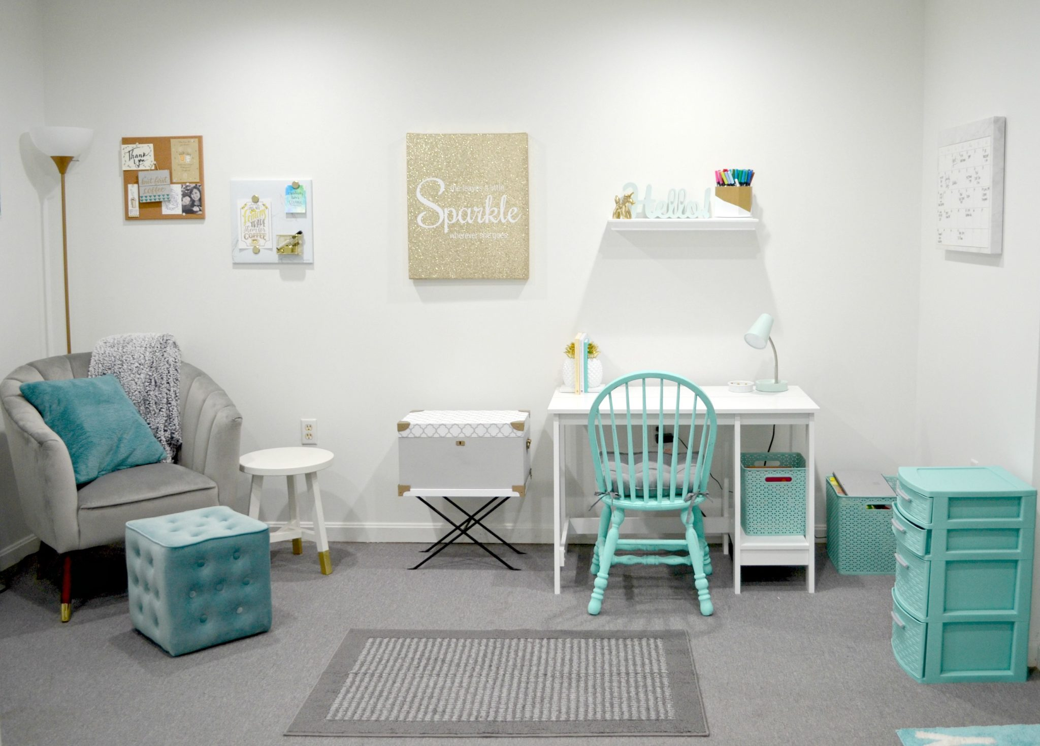 Creating Your Dream Craft Room