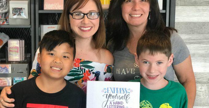 Book Release Week: Mom & Me Giveaway #2