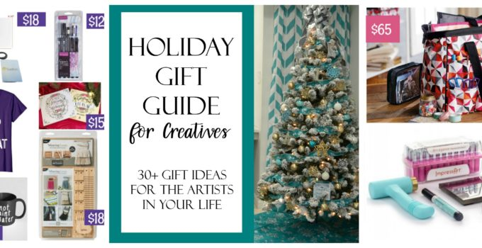 Holiday Gift Guide for Creatives: 30+ Ideas for the Artist in Your Life
